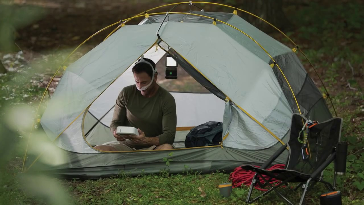 How To Go Camping with a CPAP: Solutions and Helpful Tips