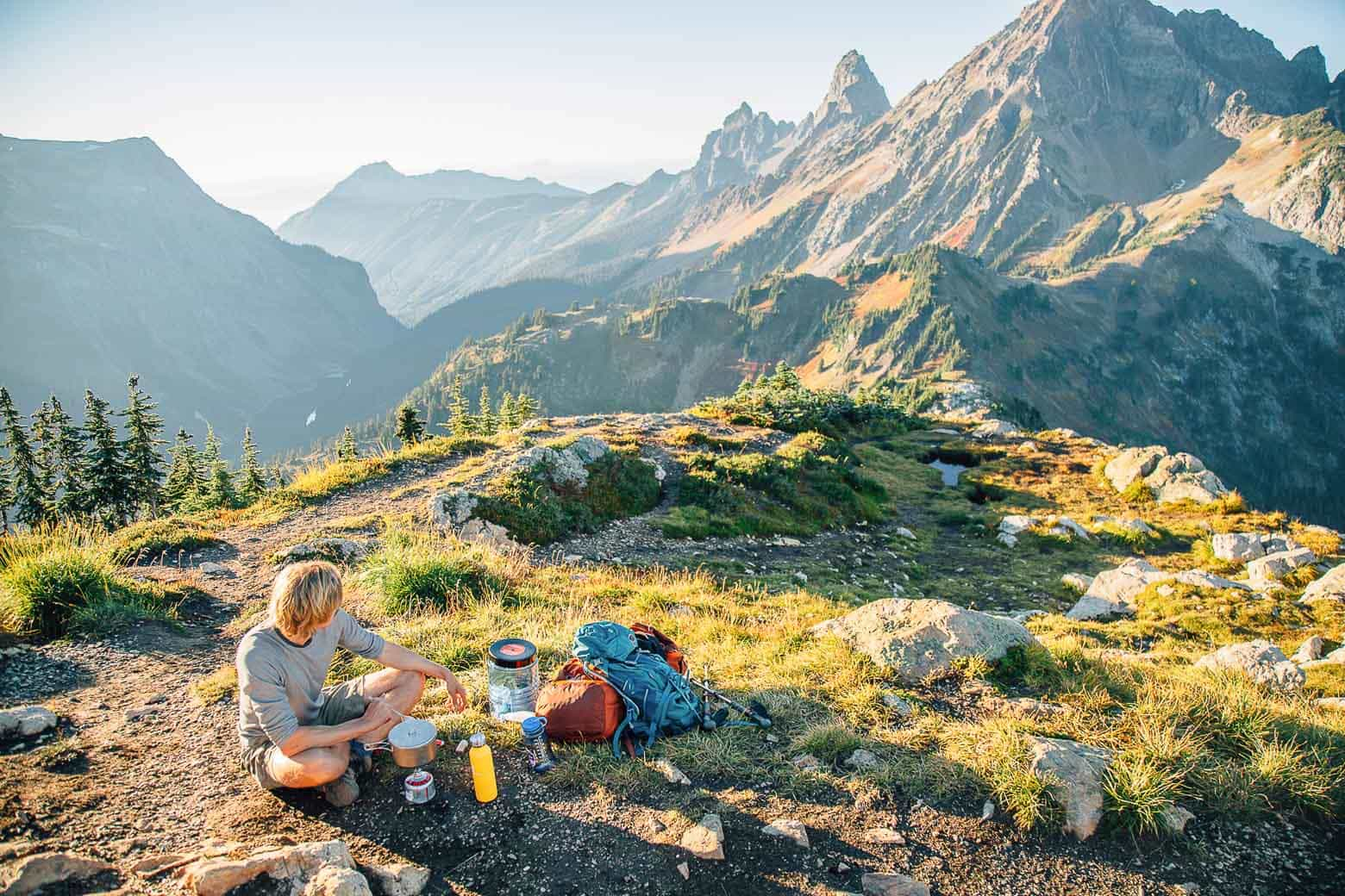 no cook backpacking recipes
