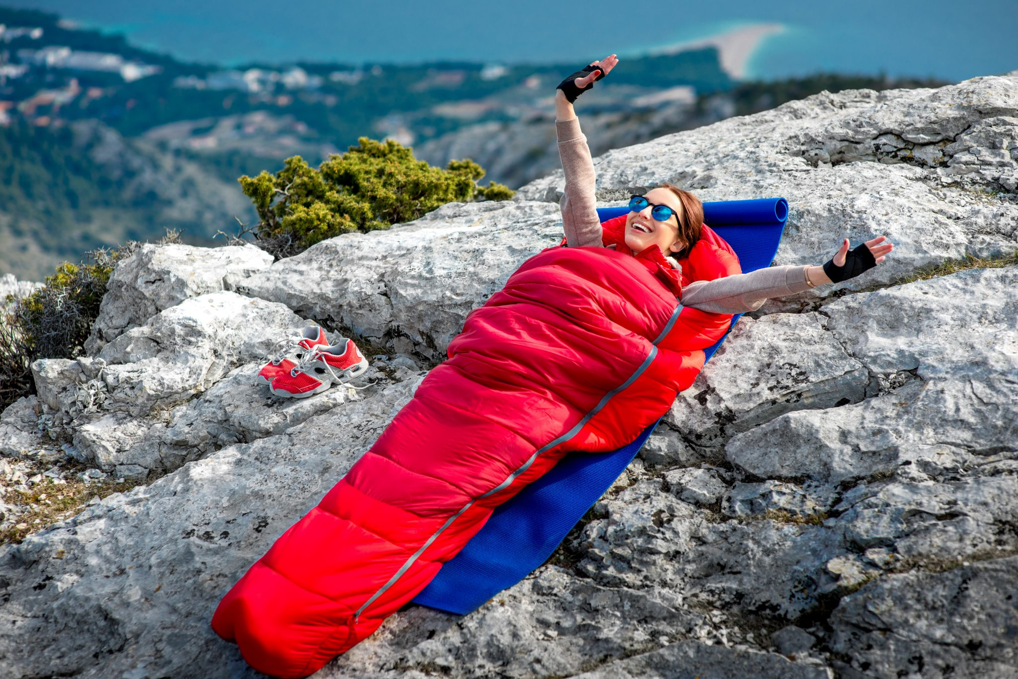 best bạckpacking sleeping bags