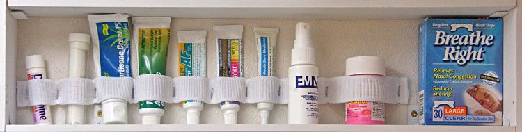 Elastic First Aid Holder