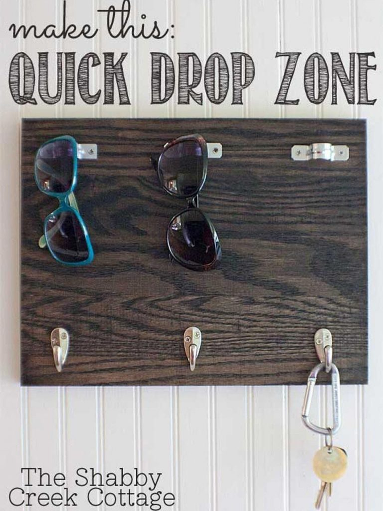 Quick Drop Zone