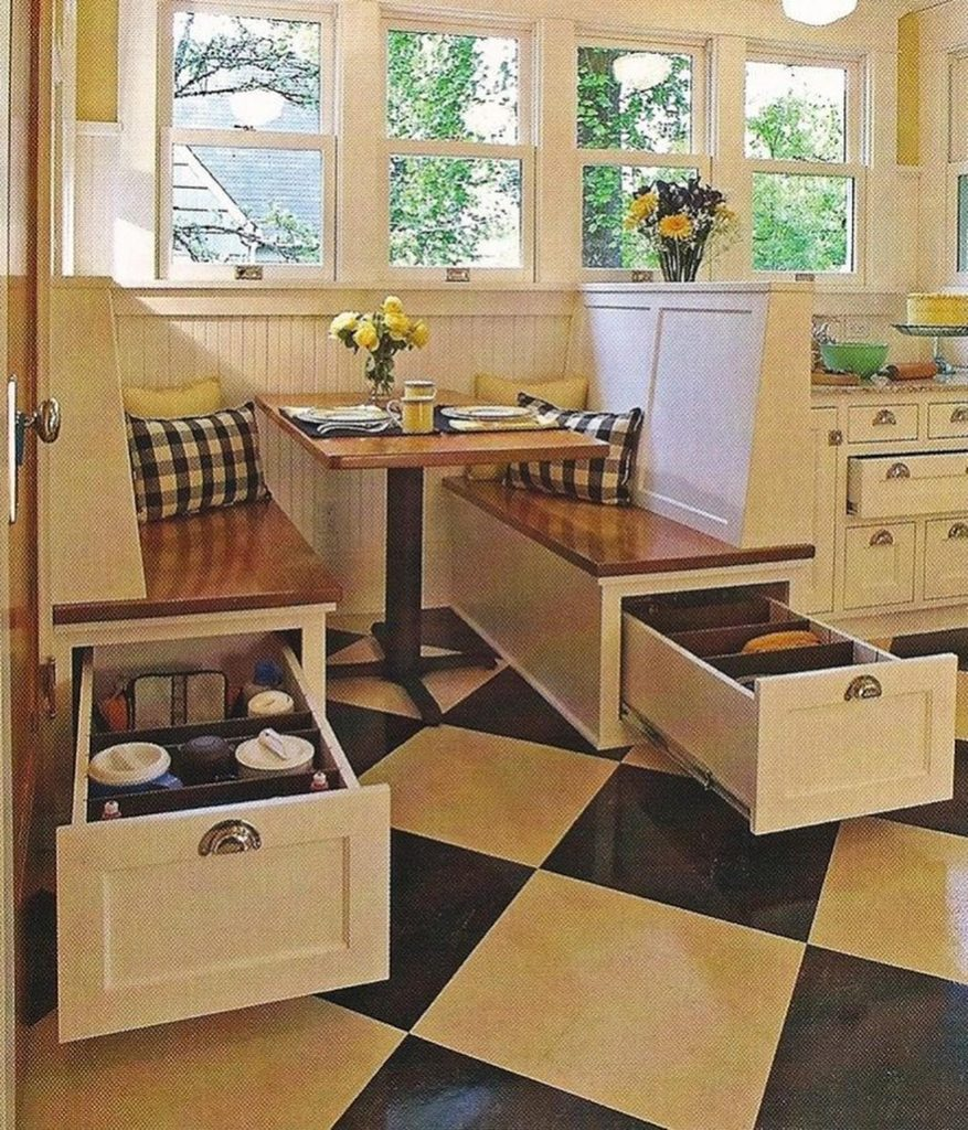 Slide-Out Drawers
