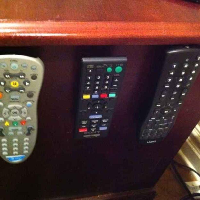 Velcro Remotes