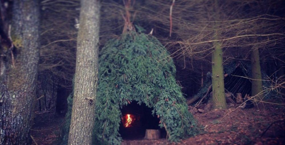 Wickiup Shelter