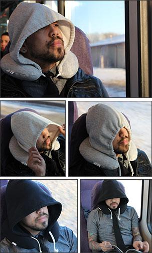 hacks for roadtrip pillow