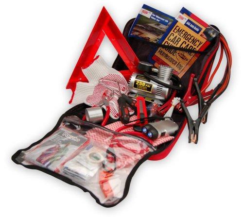road trip hack emergency kit