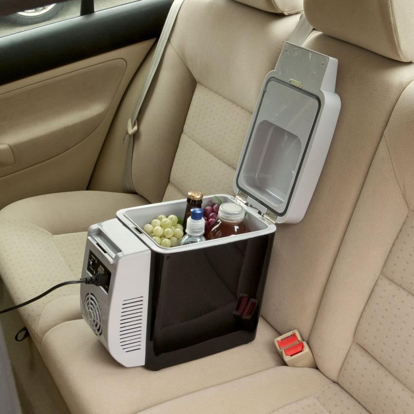 road trip hacks cooler