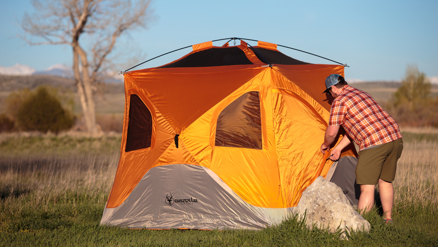 best pop up tents