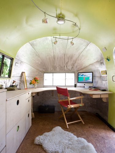 contemporary airstream