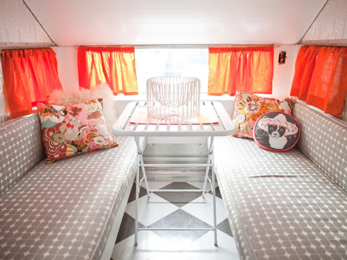 hollywood regency camper
