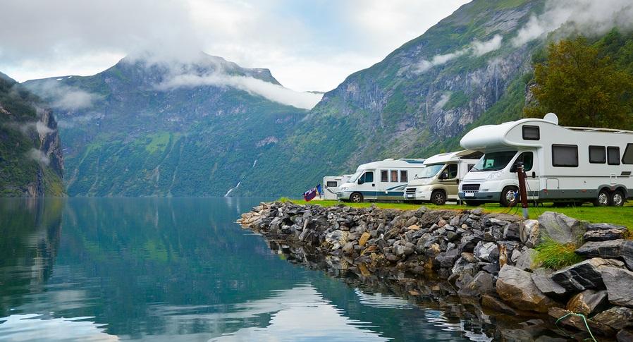live in a camper year round