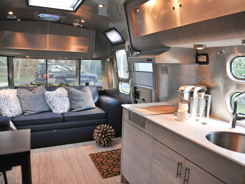 luxury camper