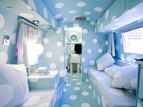 playful quirky airstream