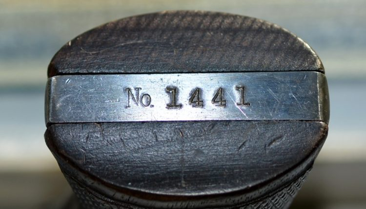 Colt Police Positive 38 Special Serial Number-Lookup