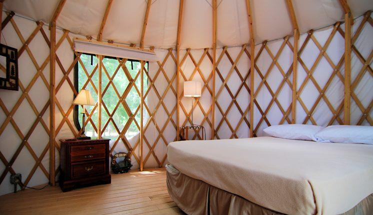georgia yurts