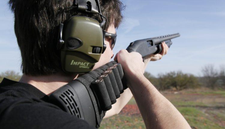 how far can a shotgun shoot