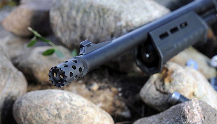 shotgun choke for self defense