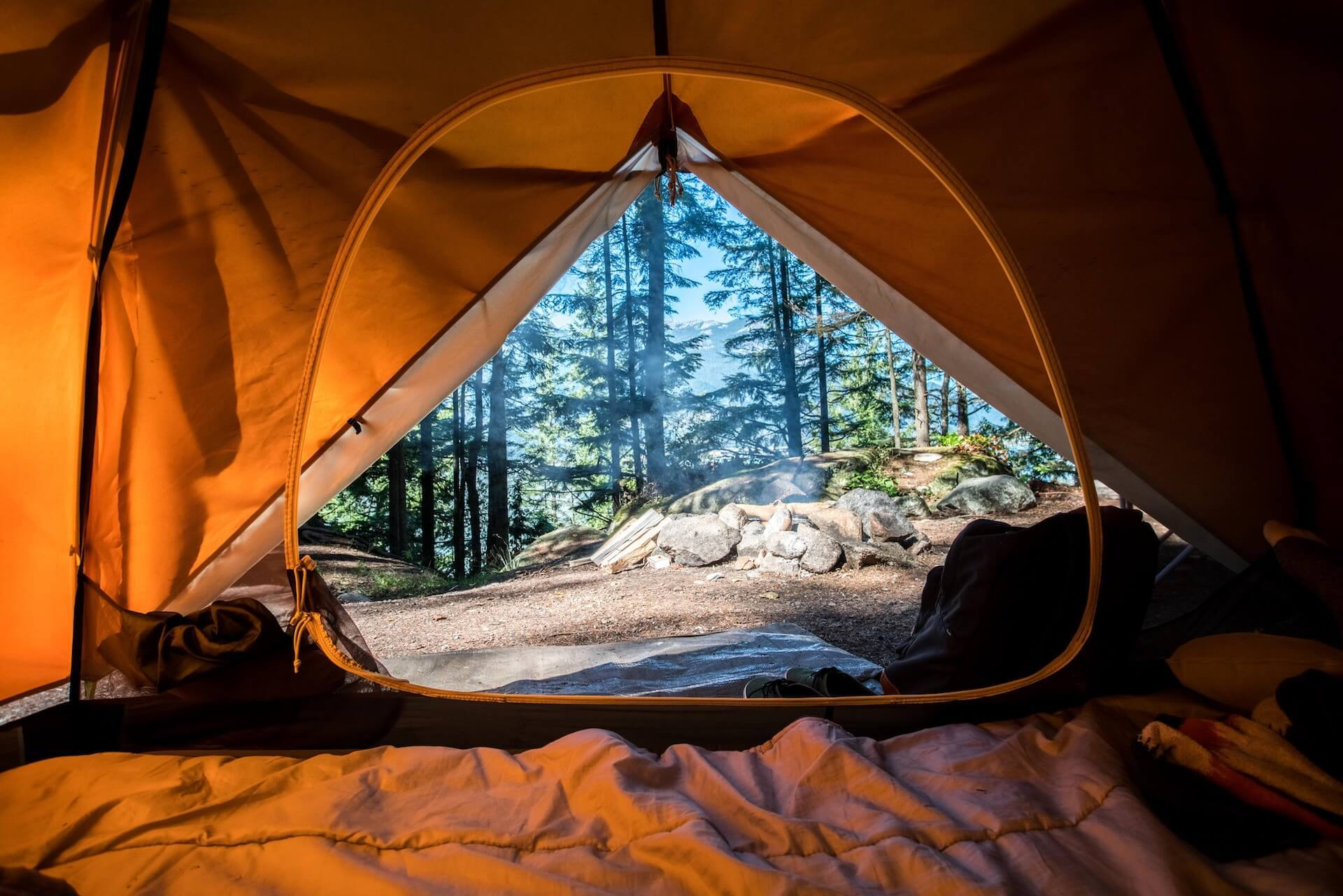 9 Tips For Staying Warm In Your Sleeping Bag Outdoor Fact