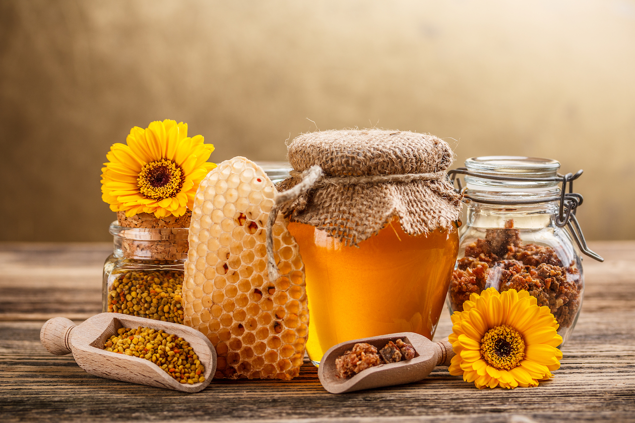 use of honey