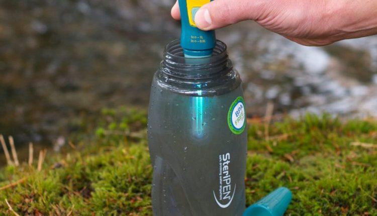 water purifying pen