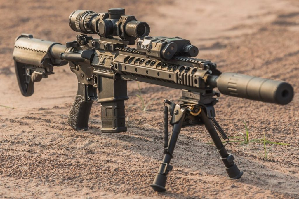 best bipods for ar 15