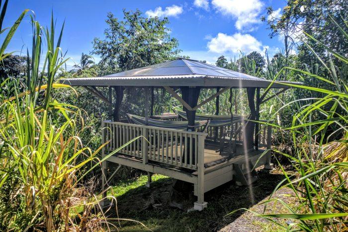 hawaiian hammock cabanas