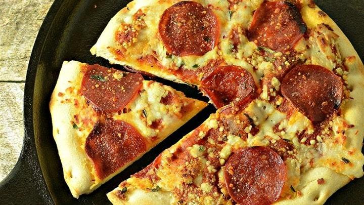 individual pizza
