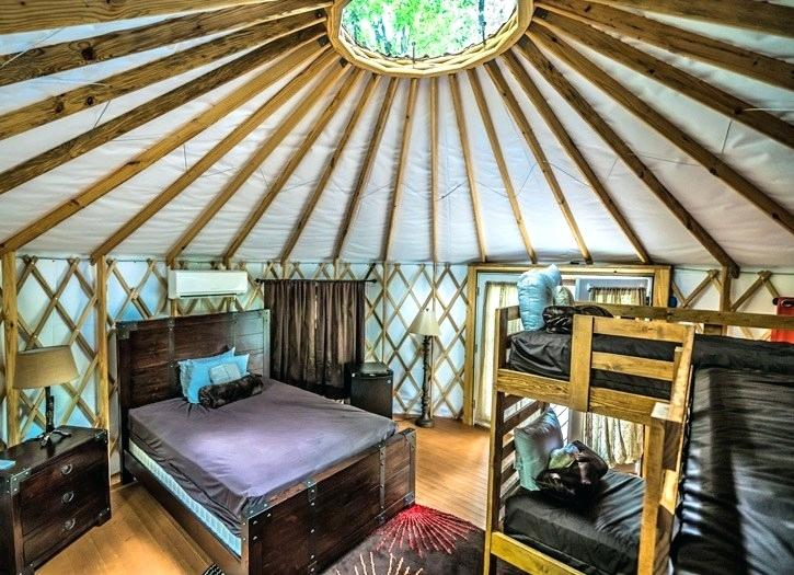 pa yurt rentals