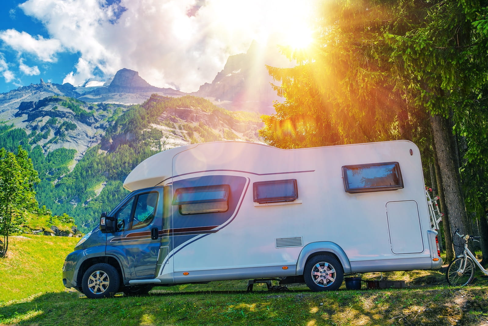 different types of motorhome