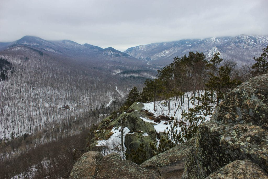 Owls Head mountain