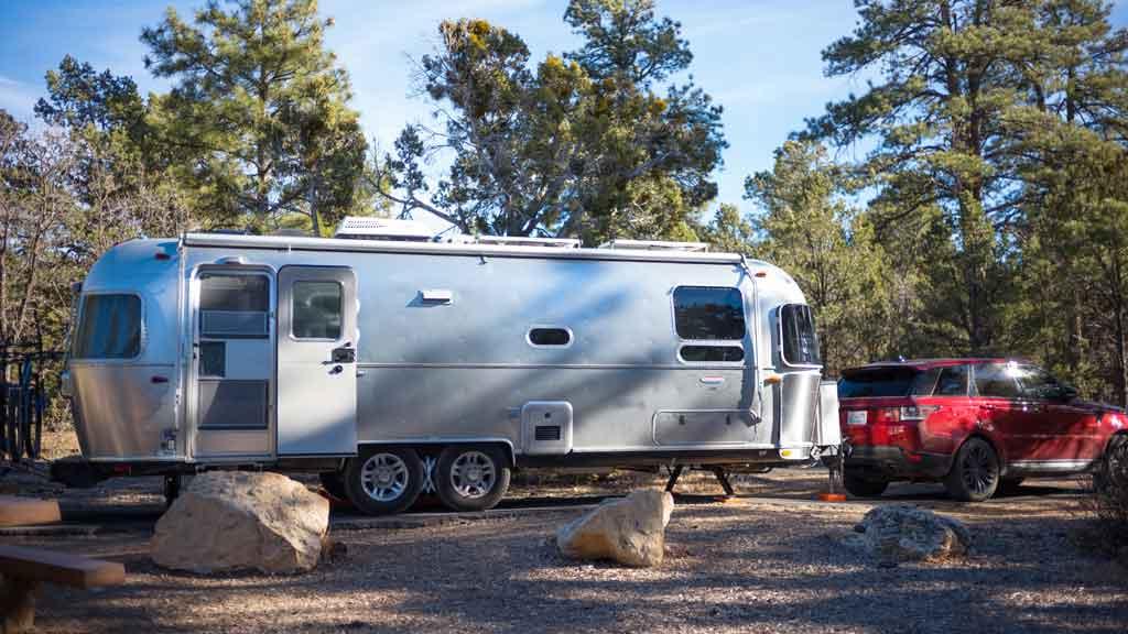 rv camping spots